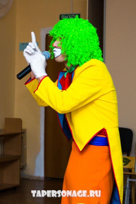 Срочно заказать клоуна аниматора детские праздники Садовая улица (деревня Шеломово)