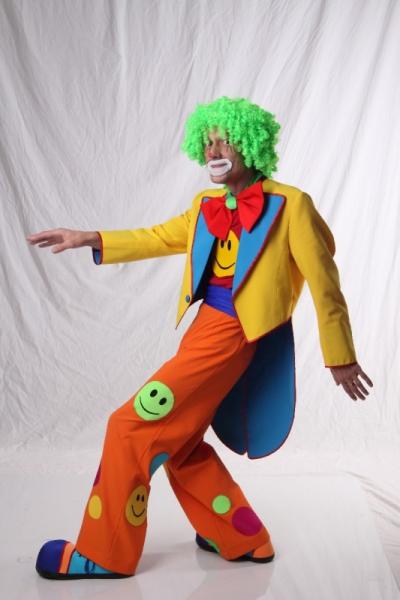 Клоуны на день рождения в