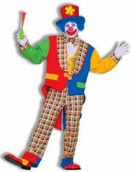 Клоунский костюм