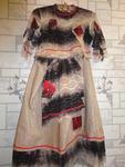 "Костюм ""Баба Яга"" для ребенка 5-7 лет. Прокат костюма 500 рублей."
