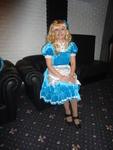 Карнавальный костюм Алисы. Прокат костюма 1000 рублей. Размер 42.