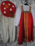 Набор 10 карнавальных костюмов детских с доставкой на один адрес. 3500 рублей - прокат 10 костюмов с доставкой.