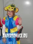 Маска Обезьяны. Прокат маски 500 рублей.
